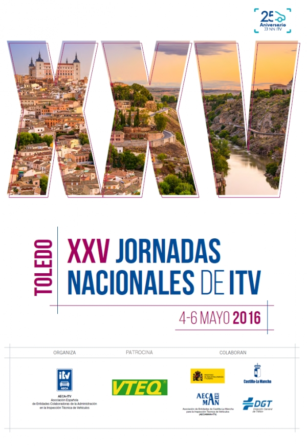 VTEQ at XXV Spanish PTI Conference in Toledo