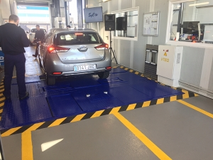 Supervision and Control relies on VTEQ technology for its New Vehicle Inspection Center in A Sionlla